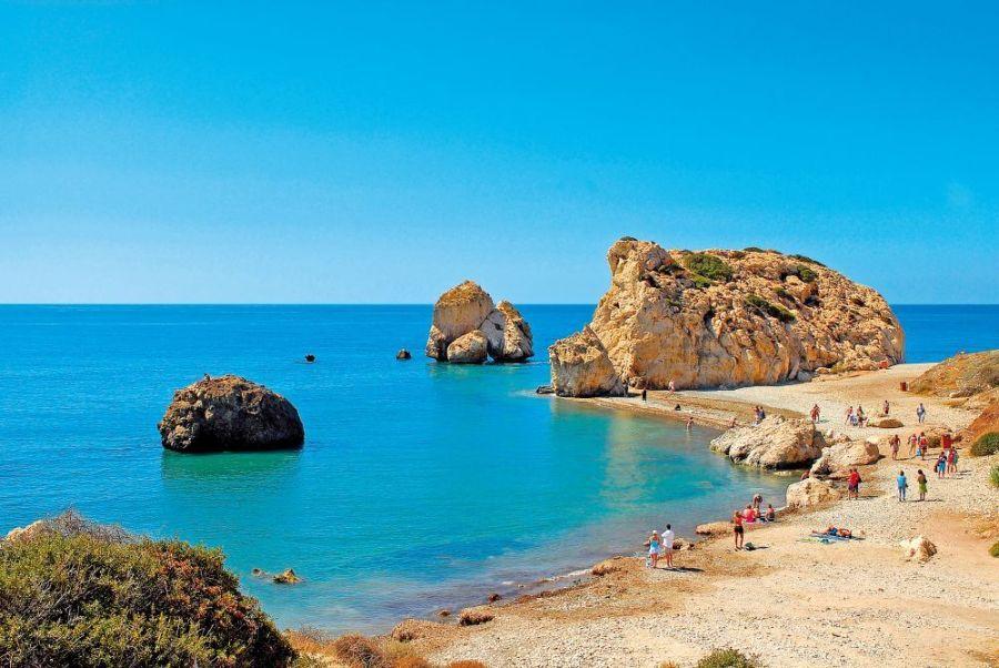 Kypr je ostrov nejčistšího moře