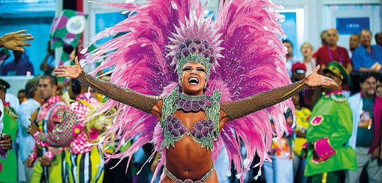 Rio de Janeiro, město karnevalů