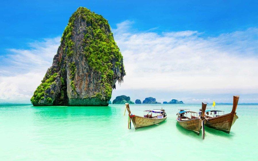 Thajský Phuket: Ostrov radosti a pohody