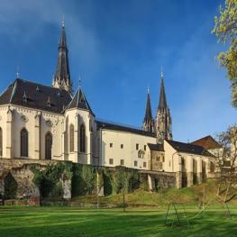 Chlouba Olomouce: Katedrála na počest Václava III.