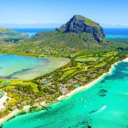 Mauritius: Ostrovy obřích želv