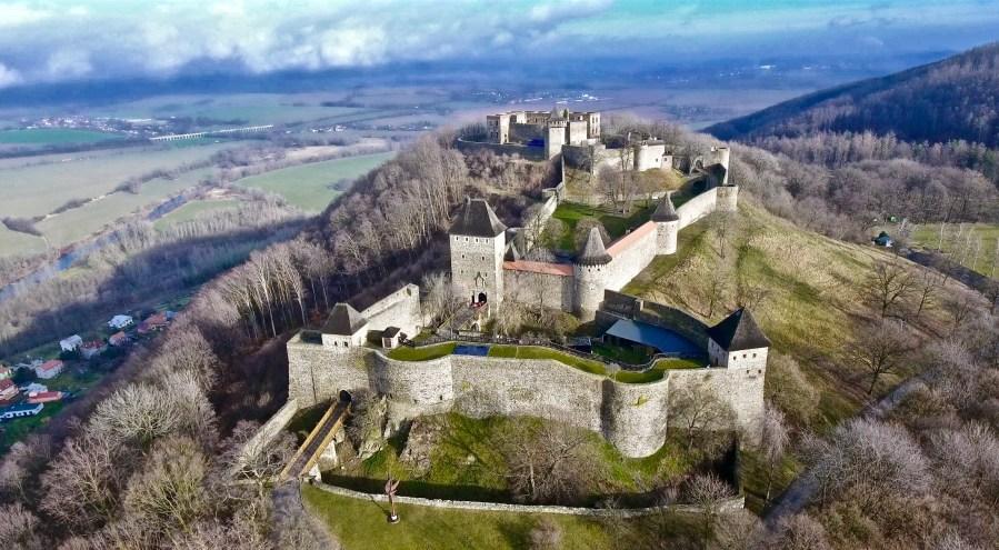 Pevnost Helfštýn: Co všechno lze zažít za nejdelšími českými hradbami?