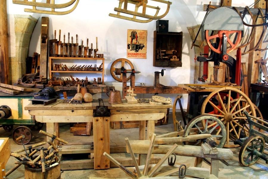 Muzeum řemesel v Letohradu