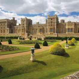 Windsor: Majestátní hrad sloužil jako vězení králů