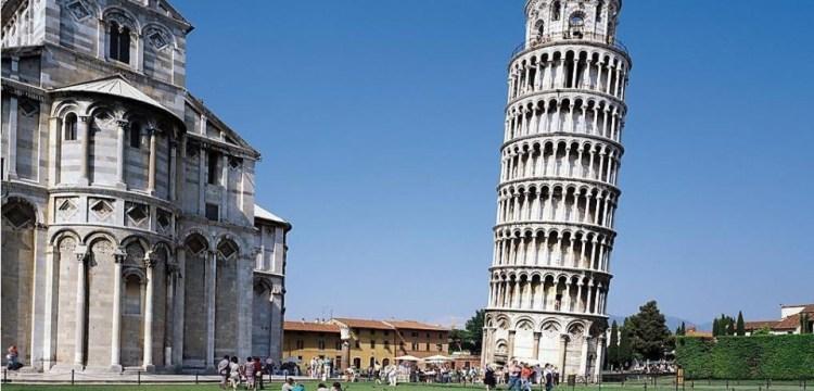 Spadne šikmá věž v Pise?