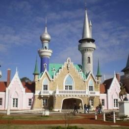 Argentinský zábavní park República de los Niños: Inspiroval vznik Disneylandu?