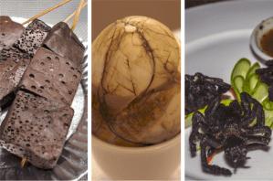 5 nejšílenějších jídel asijské kuchyně