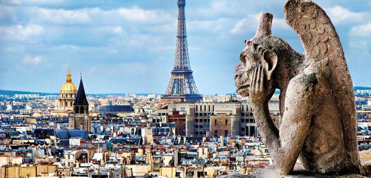 Paříž: Elegantní kráska nad Seinou