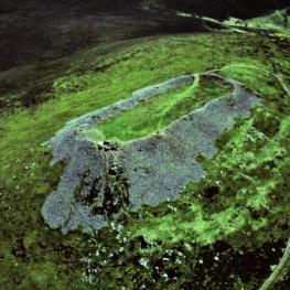 Záhada skleněných pevností ve Skotsku: Kdo je postavil?