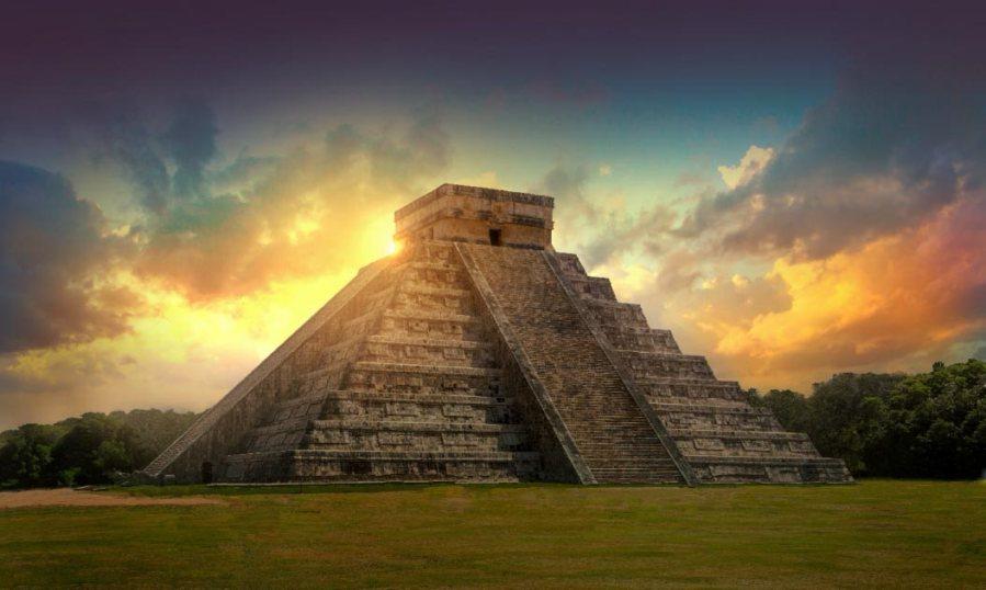 Tajemné město Chichén Itzá