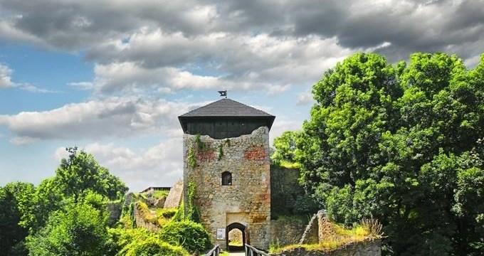 Moravský hrad Lukov: Ukrývá prastarý poklad?