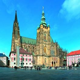 Chrám sv. Víta: Hrdé srdce české země