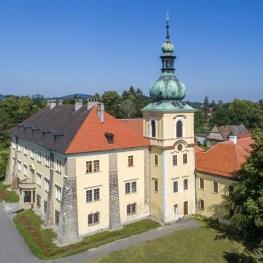 Návštěva zámku v Doksech se vyplatí dvakrát