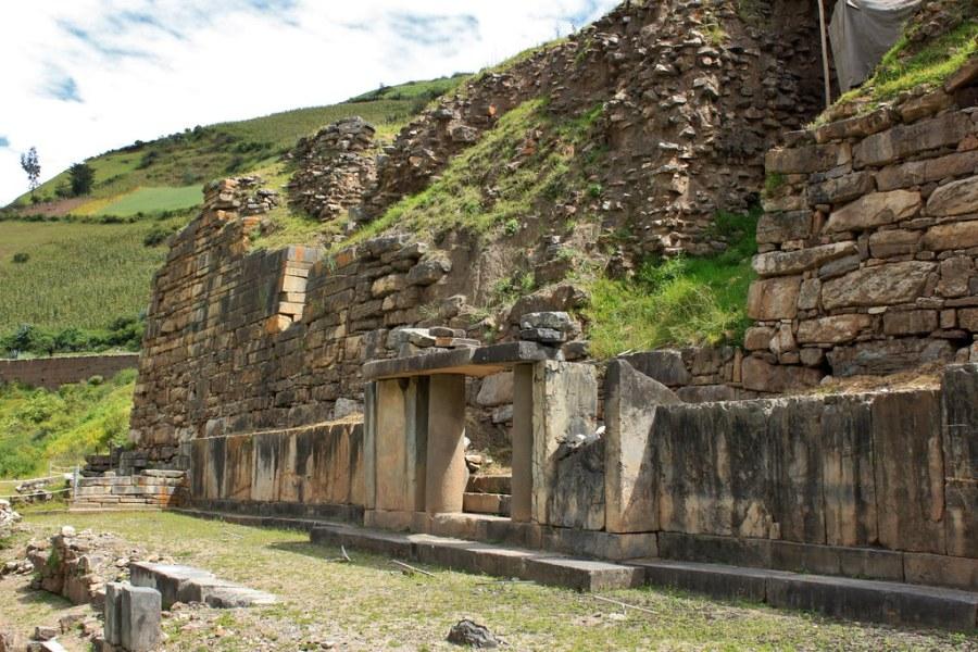 Peruánská svatyně Chavin de Huantar: Starší než Stonehenge