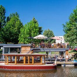 Plavba z Českých Budějovic po řece Vltavě