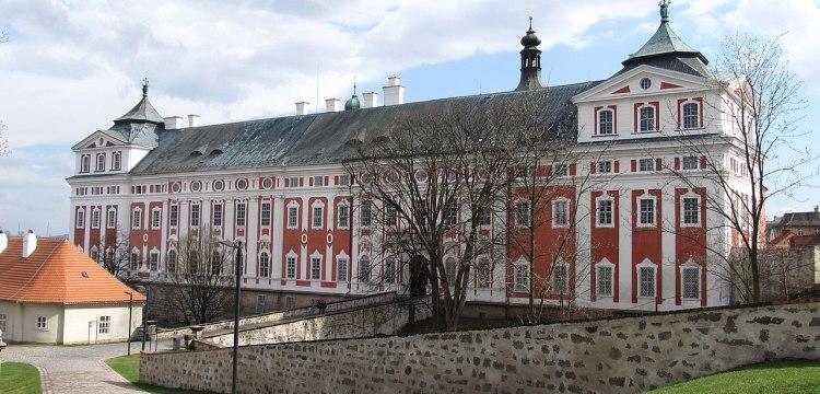 Benediktinský klášter Broumov