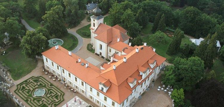 Mystická energie v okolí zámku Loučeň?