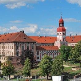 Roudnice nad Labem: Krásný zámek a dobré víno