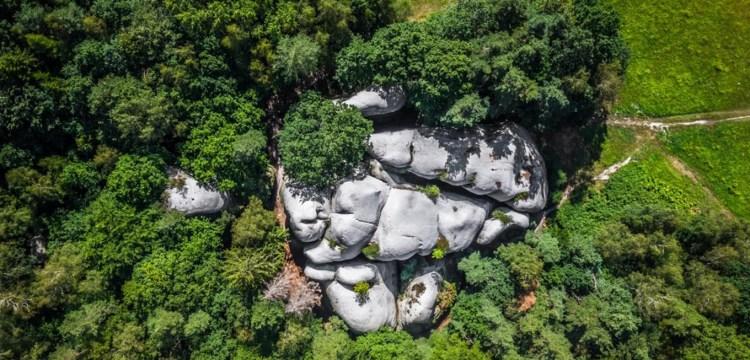 Lužické hory a zkamenělí obří sloni?