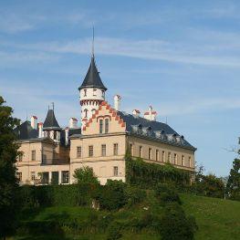 České Slezsko: Překrásné hrady a zámky