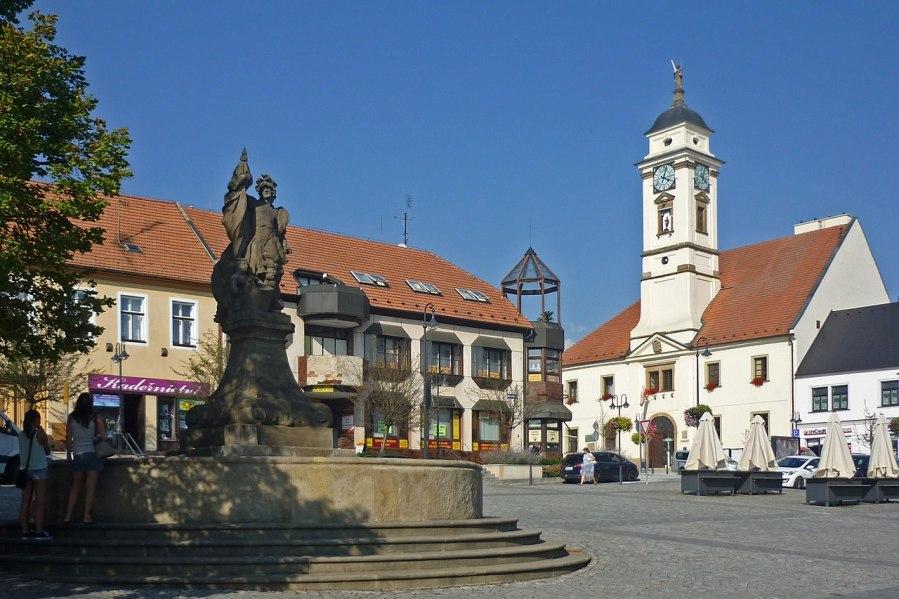 Uherský Brod: Brána Bílých Karpat
