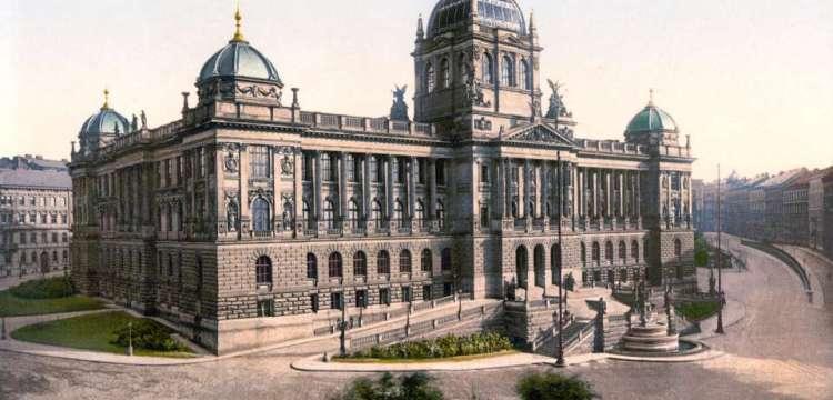 Vzniklo národní muzeum díky neúrodě?