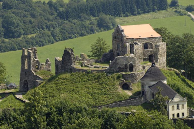 Skrývá hrad Potštejn skutečný poklad?