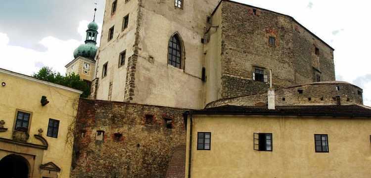 Hrad Buchlov: Muzeum vkamenných zdech