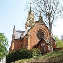 Kostel svatého Lukáše