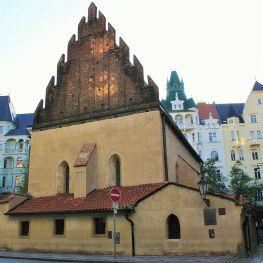 Staronová synagoga: Místo, kde odpočívá Golem