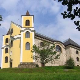 Zázračný Neratov: Jsou ve zdejším kostele pozitivní zóny?