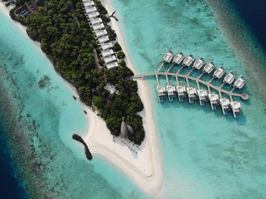 Zasněte se: Kouzelné Maledivy