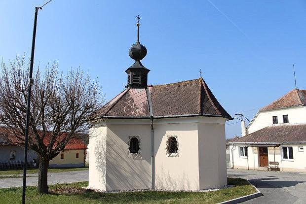 Kaplička u Libákovic: Byla svědkem zjevení Panny Marie, nebo samotného ďábla?
