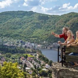 Ústí nad Labem: Ráj rozhleden a vodopádů střežící vstup do Čech