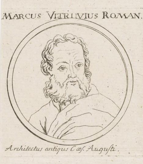 Římský architekt Marcus Vitruvius ve svém spise o stavitelství líčí i způsob prvního římského ústředního topení.