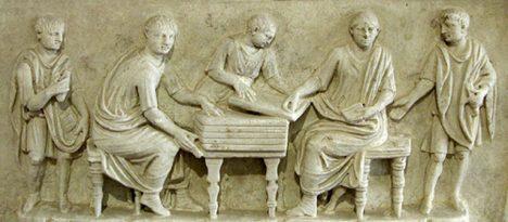 římští úředníci