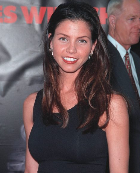 13JUL99: Actress CHARISMA CARPENTER at the world premiere, in Los Angeles, of