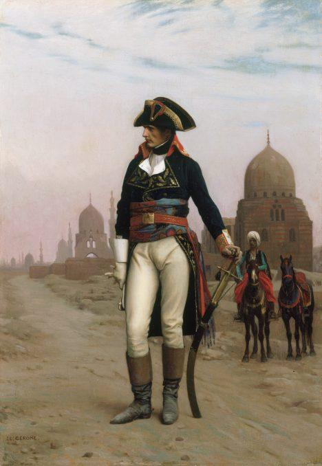 Napoleon in Cairo