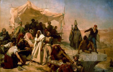The Egyptian Expedition under the orders of Bonaparte,