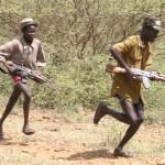 Dětští vojáci: Bez váhání vám prostřelí hlavu!