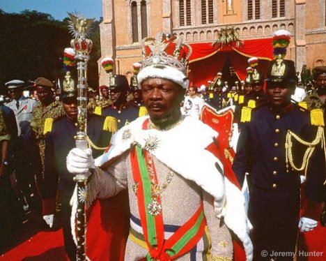 EMPEROR-BOKASSA-WALKS-CORONATION