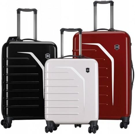 Do kvalitního kufru se vyplatí investovat. Jeho výběru věnujte dostatek času.
