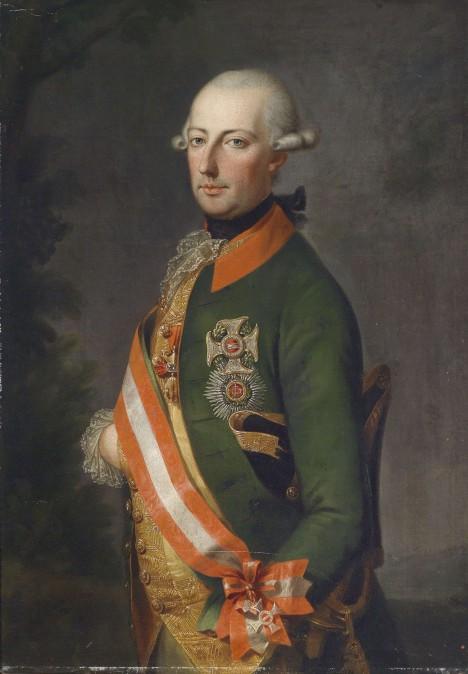 Josef II. se zamiluje do mladé šlechtičny, snoubenky svého přítele.