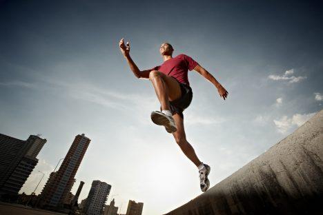 15. Jeden krok vyžaduje zapojení až 200 svalů.
