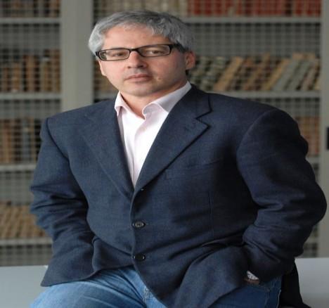 Italský historik a spisovatel Sergio Luzzatto.