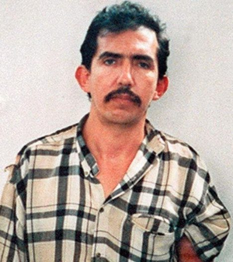 Luis Garavito.