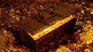 Chcete zbohatnout? Zajděte si o Vánocích pro poklad!