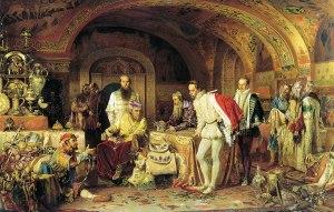 Ruský car Ivan IV. Hrozný: Lhářku utopil v rybníku