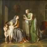 Manželky římských senátorů píchaly otrokyně špendlíkem!