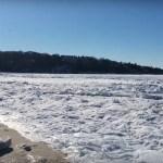 VIDEO: Když oceán zamrzne